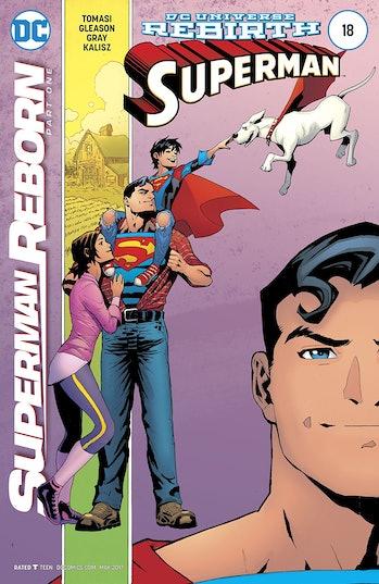 Superman Jon Kent