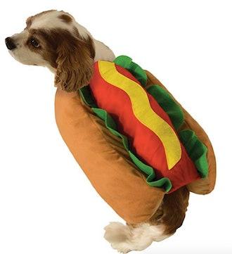Hot Dog Pet Costume Dog