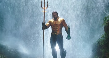Nice trident there, Aquaman.