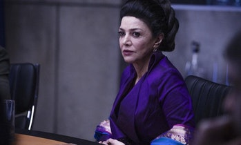 Aghdashloo as U.N. undersecretary Chrisjen Avasarala in Syfy's 'The Expanse.'