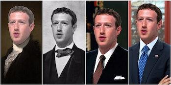 Mark Zuckerberg says he's definitely not running for President.