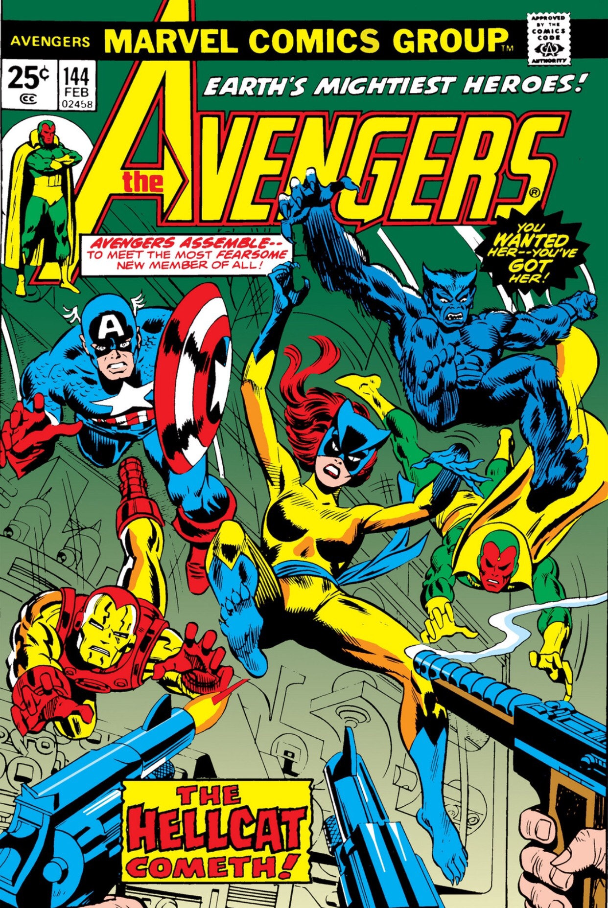 Hellcat Avengers Jessica Jones
