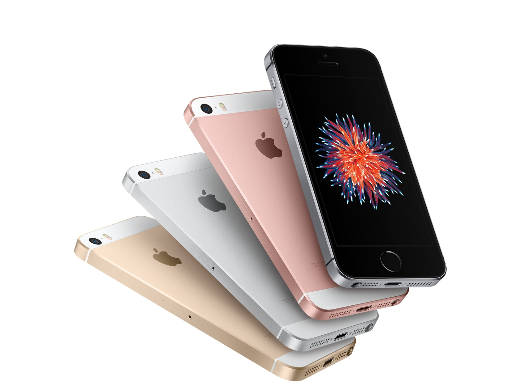 The current iPhone SE