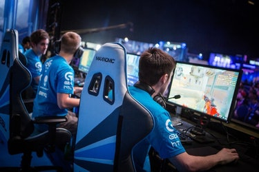 Team Cloud9 at esports championships