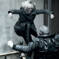 Atomic Blonde's Hallway Fight Scene Was All Charlize Theron