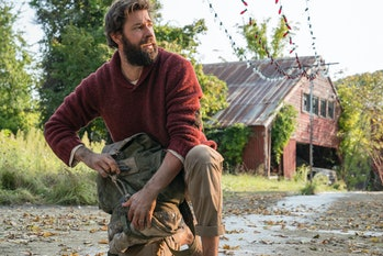 John Krasinski in 'A Quiet Place' jack ryan