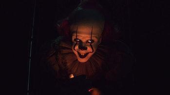 Still of Bill Skarsgard as Pennywise in 'It Chapter 2'