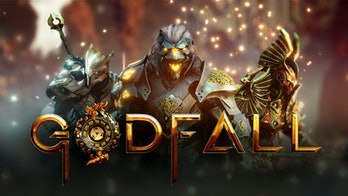 godfall ps5 game