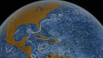 This image shows ocean surface currents around the world during the period from June 2005 through Decmeber 2007.Go here to view a video of this data:www.flickr.com/photos/gsfc/7009056027/NASA/Goddard Space Flight Center Scientific Visualization StudioNASA image use policy.NASA Goddard Space Flight Centerenables NASA's mission through four scientific endeavors: Earth Science, Heliophysics, Solar System Exploration, and Astrophysics. Goddard plays a leading role in NASA's accomplishments by contributing compelling scientific knowledge to advance the Agency's mission.Follow us onTwitterLike us onFacebookFind us onInstagram