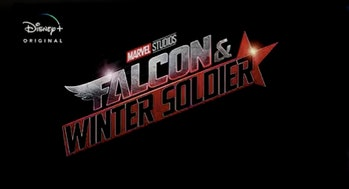 Falcon & Winter Soldier Logo