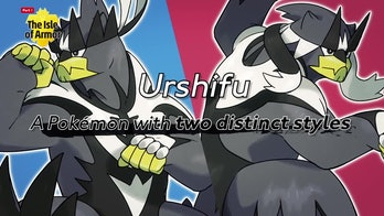 pokemon sword and shield dlc urshifu