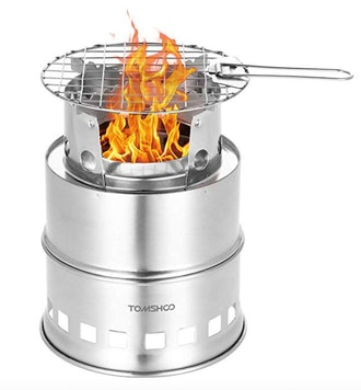 TOMSHOO Outdoor Stainless Steel Stove