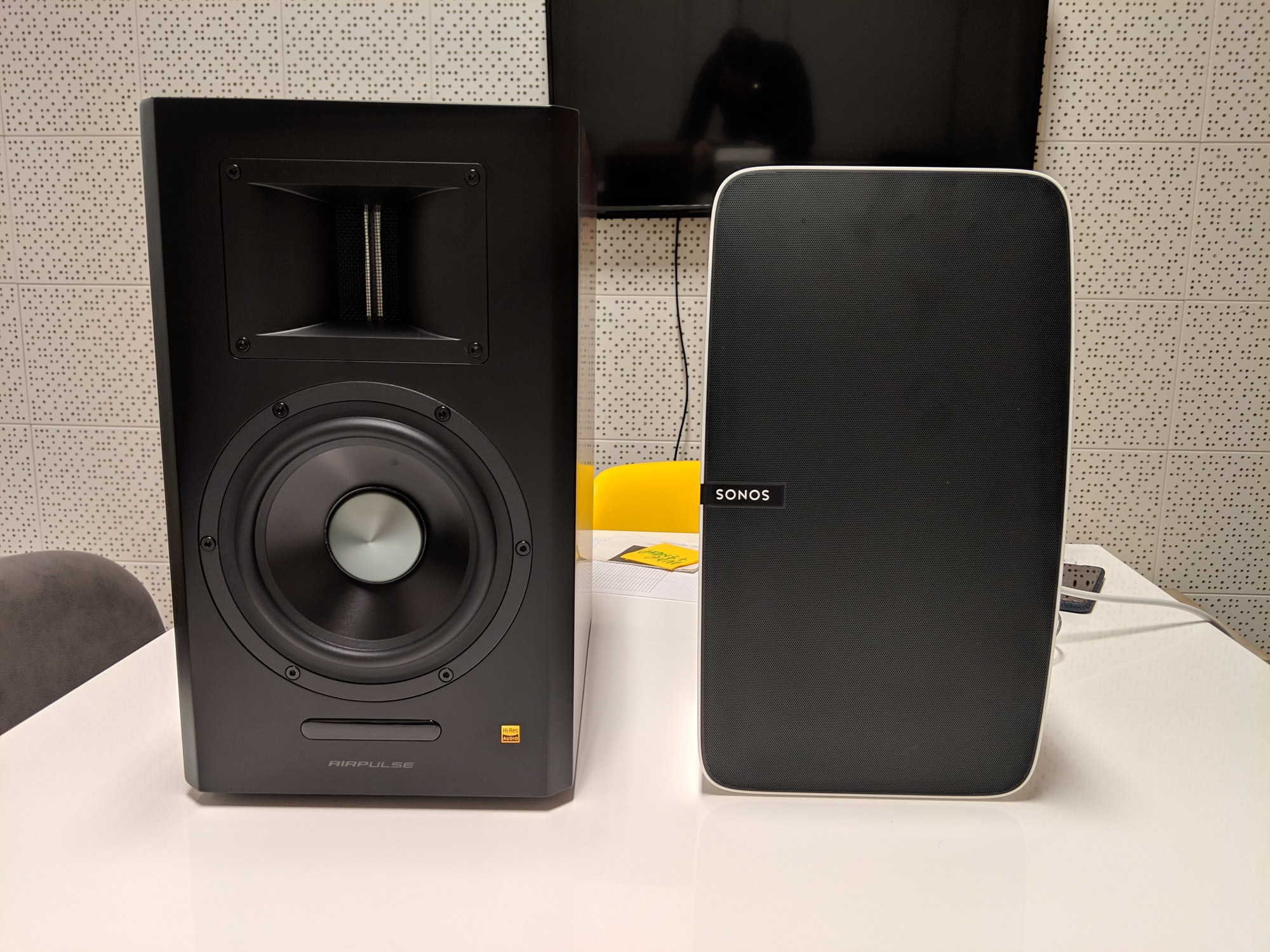 sonos airpulse speakers