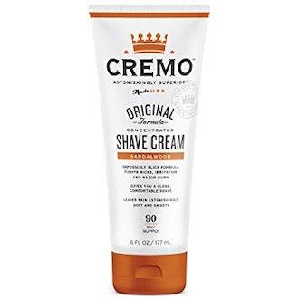 Cremo Sandalwood Shave Cream