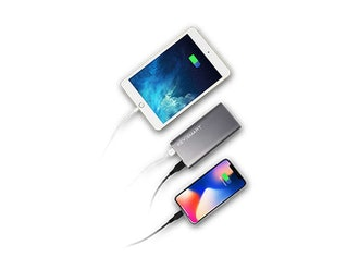 KeySmart 10,000mAh Portable Charger