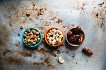 nuts, diet, sperm quality