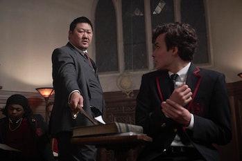 Deadly Class Benedict Wong
