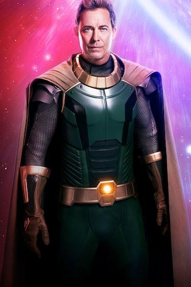 Pariah Tom Cavanaugh Crisis on Infinite Earths