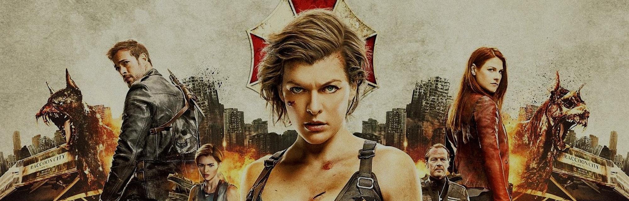 7 Easter Eggs In Resident Evil The Final Chapter