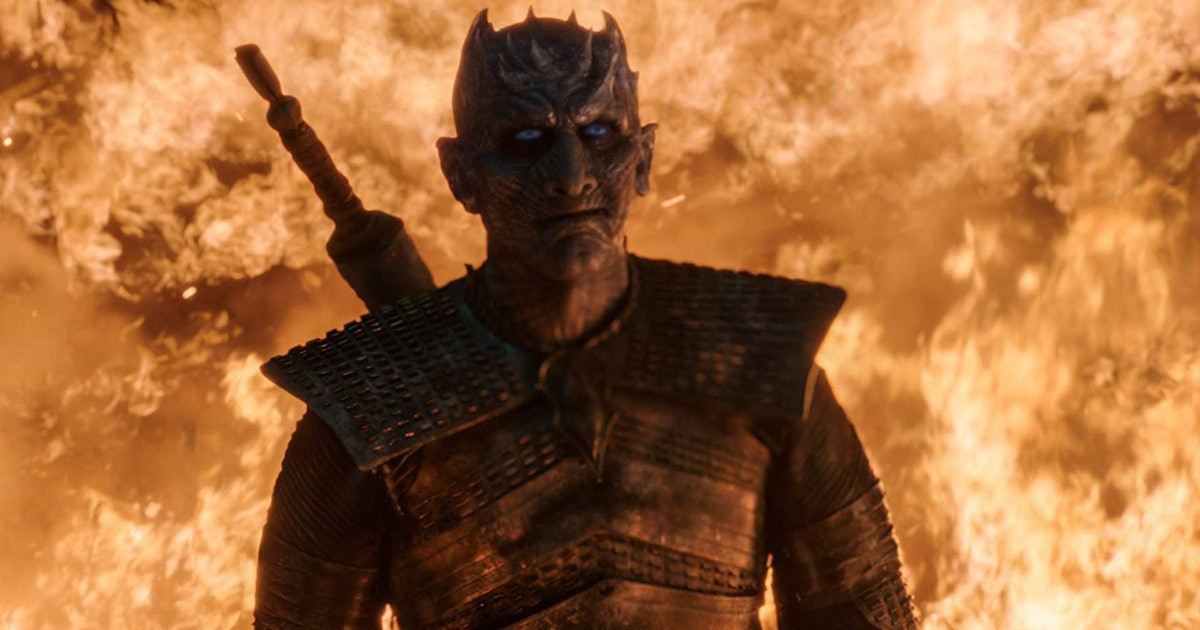 'Game of Thrones' Season 8 Spoilers: The Night King Might Still Be Alive
