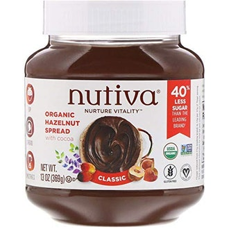 Nutiva Organic Vegan Hazelnut Spread