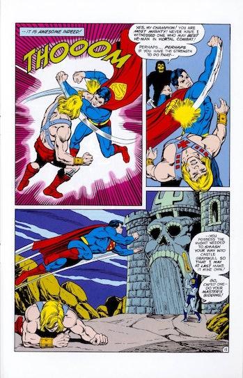 Superman He-Man