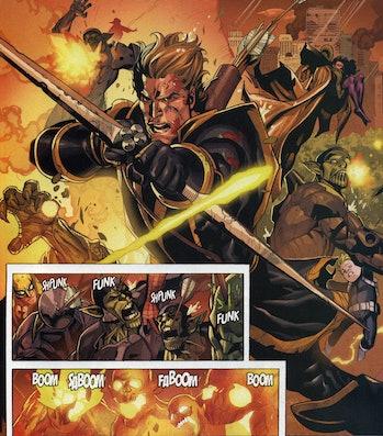 Marvel Hawkeye Ronin