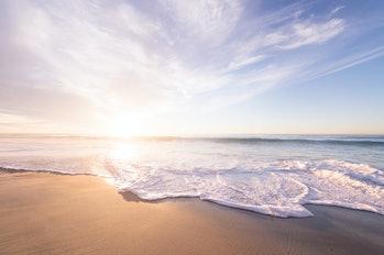 oceans, mental health, blue space