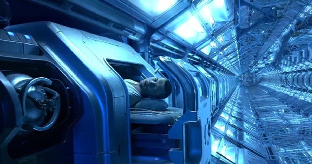 Scientists Prove That Cryogenically Frozen Life Can Be Reanimated