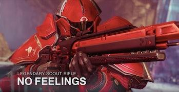 'Destiny 2' No Feelings