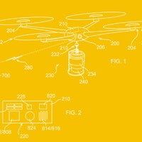 IBM's Barista Drone Patent Brings Biometric Sensors and Auctions to Coffee