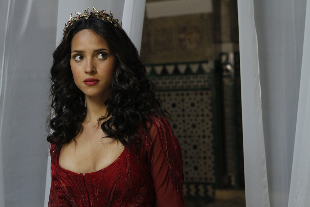 Adria Arjona as Dorothy in 'Emerald City'
