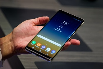 Samsung Galaxy Note 8.