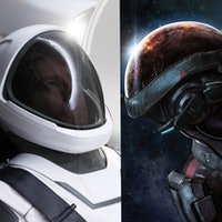 Elon Musk Hints SpaceX Spacesuit Was Inspired by Halo and Mass Effect