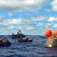 NASA Orion Will Test Water Landing in August
