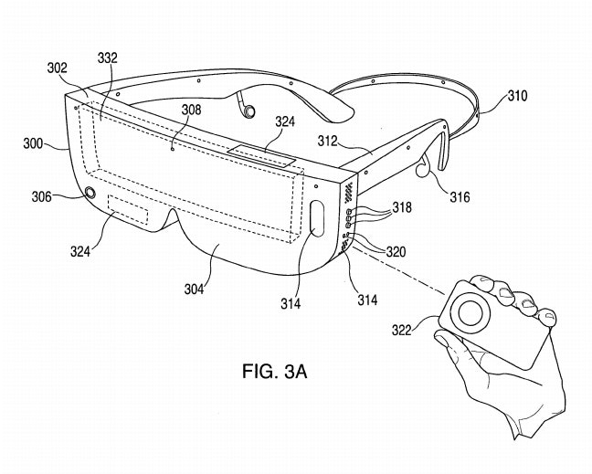 apple ar headset patent