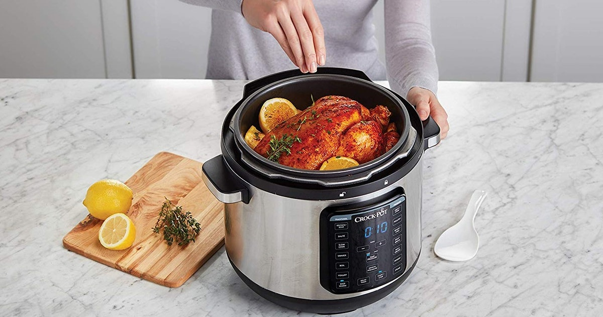 6 Multi-Purpose Cookers That Are as Good as Instant Pot