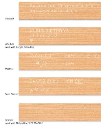 smart wood screen mui