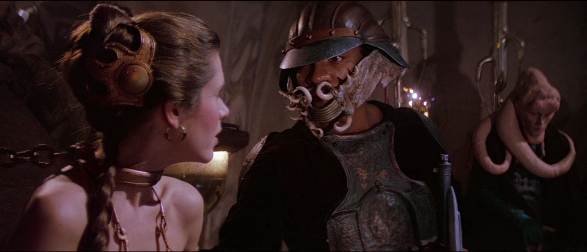 Lando's disguise in 'Return of the Jedi' is clearly something he's had for awhile.