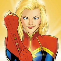 "Who Should Play ""Captain Marvel""?"