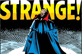 Doctor Strange #61