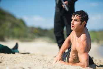 Justin Theroux as Kevin Garvey in 'The Leftovers'