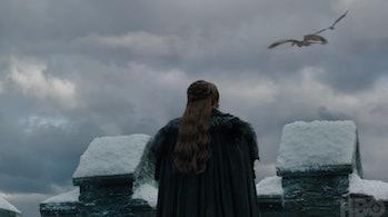 Rhaegal and Drogon in 'Game of Thrones' Season 8 Episode 4.