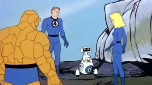 marvel tv shows fantastic four