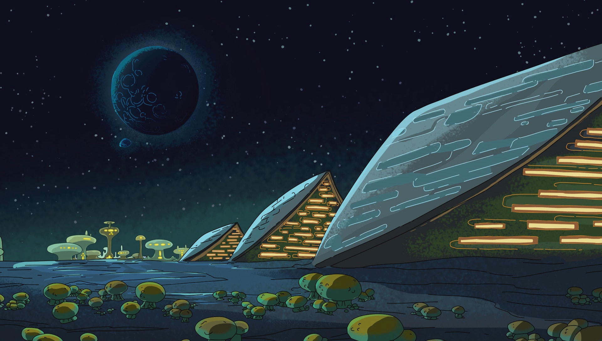 """'Rick and Morty' """"Something Ricked This Way Comes."""""""