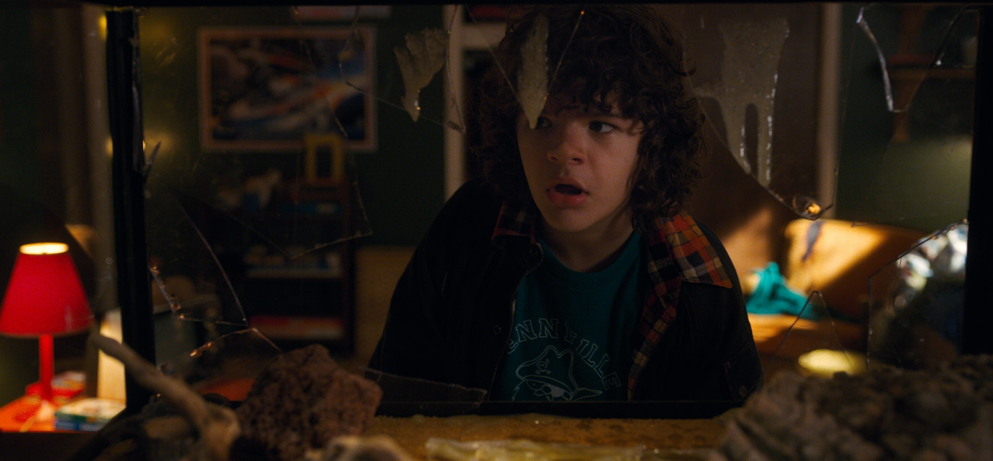 gaten matarazzo stranger things season 2