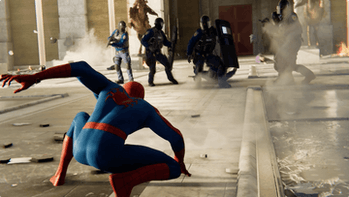 'Spider-Man' PS4 First Mission