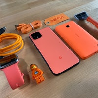 Oh So Orange Google Pixel 4: How it looks compared to iconic orange things