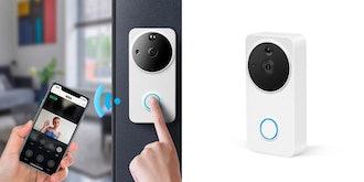 LizaTech HD Doorbell Camera