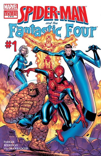 Fantastic Four Spider-Man